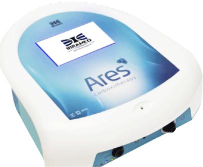 Equipo Ares Carboxiterapia térmica