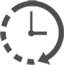 Reloj icono