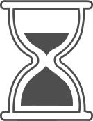 reloj arena icono